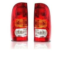 Lanterna Esquerda Trazeira Nova Hilux Sr Srv 05 06 07 08