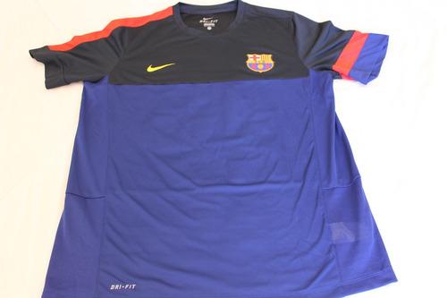 d6b19cfe4bfb0 Camisa Barcelona Nike - Excelente - Leia Anúncio   Ricardo