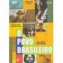 Dvd Original Do Filme O Povo Brasileiro