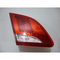 Lanterna Tampa Traseira Lado Esquerdo Original Peugeot 408