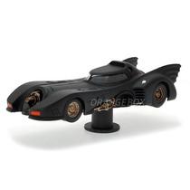 Batmovel 1992 Batman Returns Hot Wheels Elite 1:18 Bly24