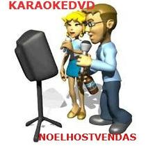 Coletanea Cd 7 Dvd Karaoke Musica Pop Rock Mpb Internacional