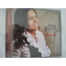 Cd Julia Barreto En Ritmo Petencostal