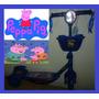 Patinet Infantil 3rodas Peppa Pig Unisex Scooters Luz/musica