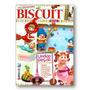 Revista Encadernado Biscuit Bebê - 4 Revistas - Artesanato