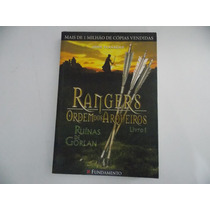 Livro Rangers Ordem Dos Arqueiros - Livro 1- Frete Gratis