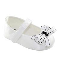 Sapato Boneca Para Bebe Infantil Com Laço - Turma Do Pé