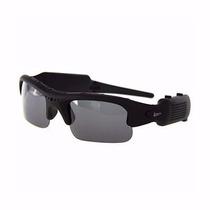 Óculos Espião De Sol Leadership Câmera Filmadora Hd Sport