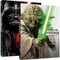 Dvd Star Wars A Saga Completa - (6 Dvds)