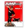 Dvd Jump Plus 2 Interm. - Aula Mini Trampolim - Fitnessbeat