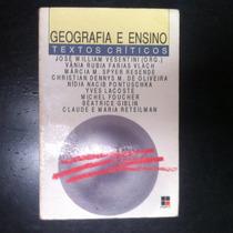Geografia E Ensino Textos Criticos