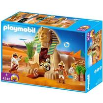 Playmobil 4242 Esfinge Egito - Lacrado