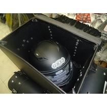 Bolsa Traseira Big Especial P/ Motos Grandes Cabe 1 Capacete