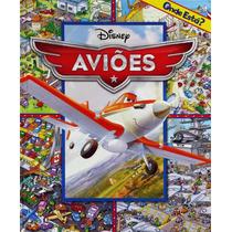 Livro Disney Aviões