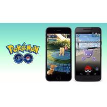 Pokemon Go : Level Up 1-20 E Até 80 Pokemons Em Sua Conta