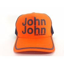 Boné John John Original - Varias Cores Preço De Liquidação