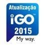 Atualização Gps Igo 2015 - Cartão Memória 4gb - Frete Grátis