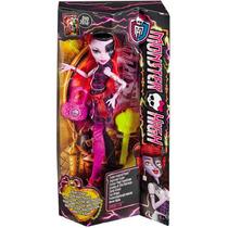 Monster High Monster Fusion Frankie Stein Cbp34 Cbp35 Mattel