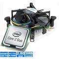 Processador Lga 775 Core 2 Duo E7400 Oem 2.80 Ghz + Cooler