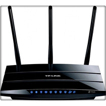 Roteador Wireless Dual Band 750 Mbps Tl- Wdr4300 *