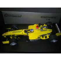 1/18 Minichamps F1 Jordan Ej14 Tributo Senna 2004 Formula 1