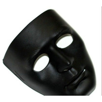 Mascara Sem Face Cs Paintball Preta Carnaval Haloween Festa