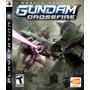 Gundam: Crossfire - Usado Ps3
