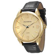 Relógio Masculino Analógico Mondaine 76410gpmvdh2 - Preto