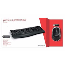Kit Teclado+mouse Microsoft Wireless Comfort 5000 Desktop