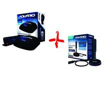 Conversor Digital Full Hd/gravador/hdmi + Antena Dtv100