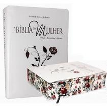 Bíblia * Mulher Leitura Devocional * Estudo Borda Florida