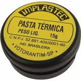 Pasta Termica 15g P/ Processador Placa Video - Nfe
