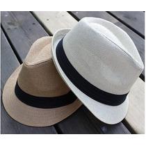 Chapéu Estilo Panamá Malandro Moda Carioca Importado
