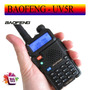 Radio Ht Dual Band(uhf+vhf) Baofeng - 12 X Sem Juros Cartão