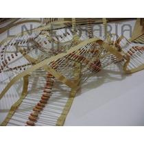 Kit Com 2 Mil Resistores Pth