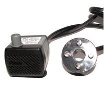 Bomba Motor P/ Fonte De Água Ou Aquário C/ Luz C/ Furo