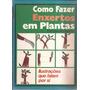 Livro - Como Fazer Enxertos Em Plantas, Pror Manoel Coutinho