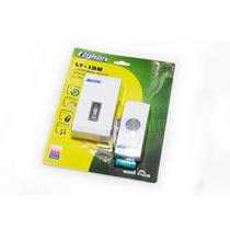 Campainha Sem Fio Digital Lightex 110/220v
