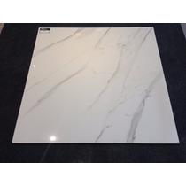 20 % Off - Porcelanato Branco Carrara Polido 80 X 80