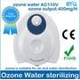 Ozonizador Gerador Ozonio O3 Agua Ar 400mg/h Importado 110v