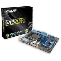 Kit Placa Mãe Asus M5a78l-m Lx V2 + Fx8350