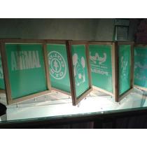 Kit Nº1-serigrafia:mesa+tela+tinta+rodo+espatula+arte+manual