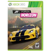 Forza Horizon - Jogo Corrida Xbox 360 Em Português