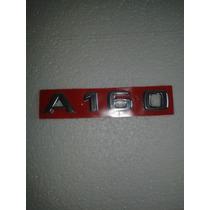 Emblema A160 Classe A Da Tampa Da Mala Mercedes