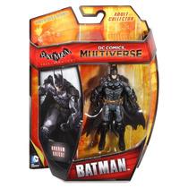 Dc Comics Multiverse Batman Arkham Knight - Liga Da Justiça