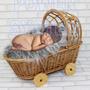 Manta Pêlo Alto Newborn Fotografias Acessórios P/ Estúdio