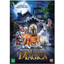 A Mansao Magica (dvd) Jeremy Degruson Desenho Infantil