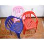 Cadeira Plastica Criança, Infantil 3 Peças Por R$ 33,00