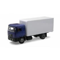 Miniatura Caminhão Man F2000 Furgão 1:43 New Ray