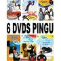 6 Dvds Pingu + Frete Grátis Para Todo Brasil